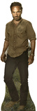 The Walking Dead - Rick Grimes Lifesize Standup Cardboard Cutouts