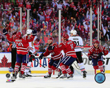 Troy Brouwer Game Winning Goal 2015 NHL Winter Classic Photo