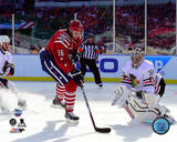 Eric Fehr Goal 2015 NHL Winter Classic Photo