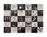 Thirty, 1937 Impressão giclée por Wassily Kandinsky