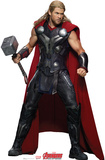 Avengers: Age Of Ultron - Thor Lifesize Standup Cardboard Cutouts