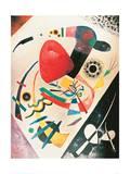 Red Spot, 1921 Giclee Print by Wassily Kandinsky