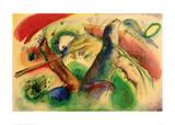 Composition E, 1916 Lámina giclée por Wassily Kandinsky