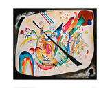 White Oval, 1919 Giclee Print by Wassily Kandinsky
