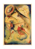 Composition Z, 1915 Giclee Print by Wassily Kandinsky