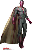 Avengers: Age Of Ultron - Vision Lifesize Standup Cardboard Cutouts