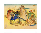 Imatra, 1917 Giclee Print by Wassily Kandinsky