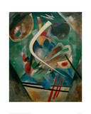 White Line, 1920 Giclee Print by Wassily Kandinsky