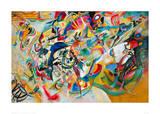 Composition VII, 1913 Impression giclée par Wassily Kandinsky
