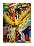 Study for Improvisation 8, 1910 Giclee Print by Wassily Kandinsky