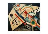 White Cross, 1922 Giclee Print by Wassily Kandinsky