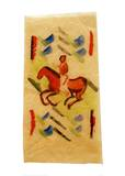 Red Rider, 1913 Giclee Print by Wassily Kandinsky
