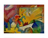 Improvisation 3, 1909 Giclee Print by Wassily Kandinsky