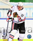 Marian Hossa 2015 NHL Winter Classic Action Photo