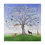 Life Giclee Print by Rebecca Campbell