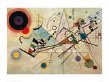 Composition VIII, 1923 Reproduction procédé giclée par Wassily Kandinsky