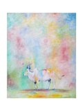 Holi Cow, 2014 Giclee Print by Rebecca Campbell
