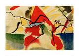 Impression V, 1911 Giclee Print by Wassily Kandinsky