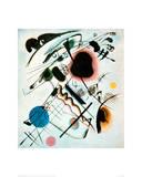 Black Spot, 1921 Giclee Print by Wassily Kandinsky