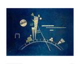 Fragile, 1931 ジクレープリント : ワシリー・カンディンスキー