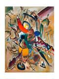 Painting with Points, 1919 Impression giclée par Wassily Kandinsky