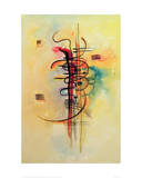 Watercolour No. 326, 1928 Giclee Print by Wassily Kandinsky