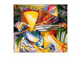 Improvisation 11, 1910 Giclee Print by Wassily Kandinsky