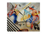 White Centre, 1921 Giclee Print by Wassily Kandinsky