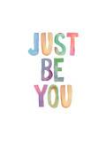 Just Be You Sztuka autor Brett Wilson