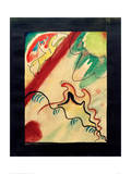 The Blue Rider, 1911 Giclee Print by Wassily Kandinsky
