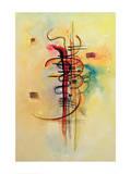 Watercolour No. 326, 1928 Giclée-Druck von Wassily Kandinsky