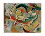 Small Picture with Yellow, 1914 Giclee Print by Wassily Kandinsky