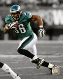 Brian Westbrook 2009 Spotlight Action Photo