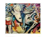 Improvisation 13, 1910 Giclee Print by Wassily Kandinsky