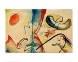Improvisation, 1911/12 Giclee Print by Wassily Kandinsky