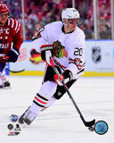 Brandon Saad 2015 NHL Winter Classic Action Photo