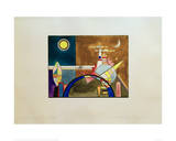 Pictures at an Exhibition Picture XVI, 1930 Lámina giclée por Wassily Kandinsky