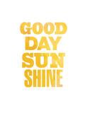 Good Day Sunshine Art by Brett Wilson