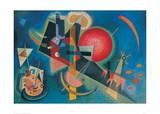 Im Blau, 1925 Giclee Print by Wassily Kandinsky