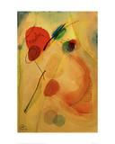Untitled, 1916 Giclee Print by Wassily Kandinsky