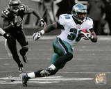 Brian Westbrook 2008 Spotlight Action Photo
