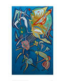 Groups, 1937 Giclee Print by Wassily Kandinsky