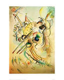 Composition D, 1916 Giclee Print by Wassily Kandinsky