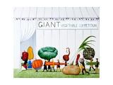 Size Matters, 2012-13 Impression giclée par Rebecca Campbell