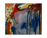 Improvisation 19 Giclee Print by Wassily Kandinsky