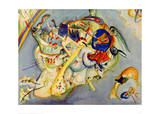 Watercolour No. 6, 1916 Giclee Print by Wassily Kandinsky
