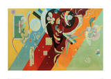Composition IX, 1936 Giclee Print by Wassily Kandinsky