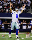 Tony Romo Touchdown Celebration 2014 Playoff Action Photo