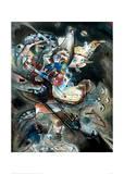 Overcast, 1917 Giclee Print by Wassily Kandinsky