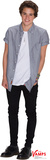 The Vamps - Brad Simpson Lifesize Standup Cardboard Cutouts